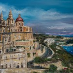 The Sanctuary of Our Lady of Mellieħa