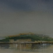 Mist over Manoel Island