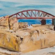 St. Elmo Breakwater Bridge Valetta